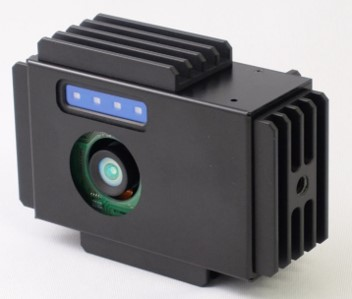 Time of Flight Camera Product appearance (new version)